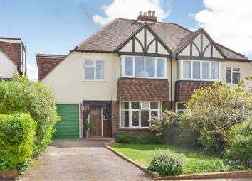 4 bed semi-detached house for sale in Carmarthen Avenue, Drayton, Portsmouth PO6