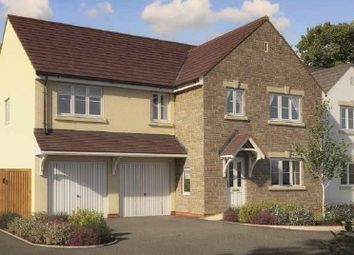 "Thumbnail 5 bed detached house for sale in ""The Compton"" at Richards Crescent, Monkton Heathfield, Taunton"