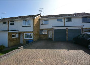 3 bed terraced house for sale in Lymington Avenue, Yateley, Hampshire GU46