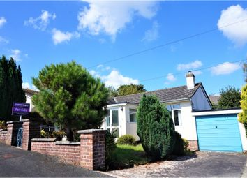 Thumbnail 2 bedroom detached bungalow for sale in Greenway Park, Brixham