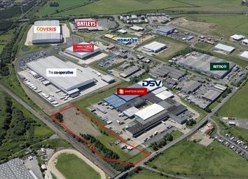 Thumbnail Commercial property for sale in Drum Road Development Land, Drum Road, Chester Le Street, Durham