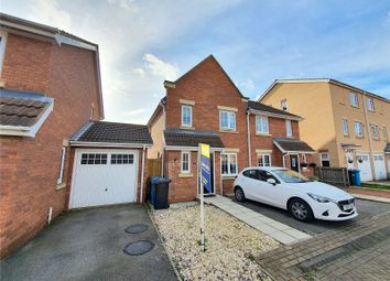 Thumbnail 3 bed semi-detached house for sale in Halecroft Park, Kingswood, Hull, East Yorkshire