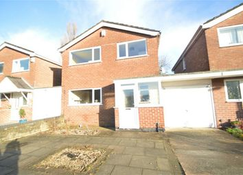 Thumbnail 4 bedroom detached house for sale in Withypool Drive, Mile End, Stockport, Cheshire