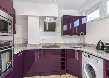 Thumbnail 1 bedroom flat to rent in Sweyn Place, London