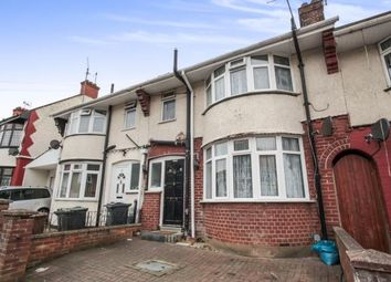 Thumbnail 3 bed terraced house for sale in St. Mildreds Avenue, Luton, Bedfordshire