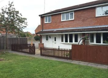 Thumbnail 2 bed end terrace house to rent in Tolman Court, Aylesbury