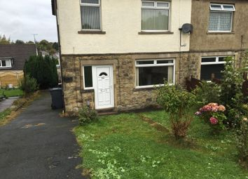 Thumbnail 3 bed semi-detached house to rent in Fagley Drive, Bradford