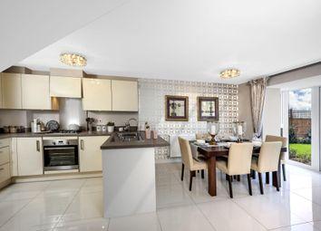 """Thumbnail 3 bedroom terraced house for sale in """"Herringbone II"""" at Hackbridge Road, Wallington"""