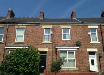 Thumbnail 4 bed terraced house to rent in Cardigan Terrace, Heaton, Heaton, Tyne And Wear