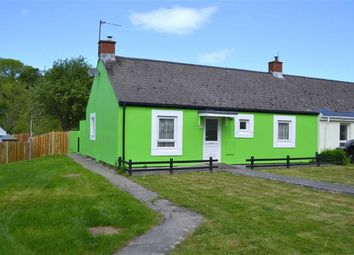 Thumbnail 2 bed semi-detached bungalow for sale in Heol Y Bont, Llanarth, Ceredigion