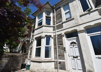 Thumbnail 2 bed flat for sale in Hill Street, Kingswood, Bristol