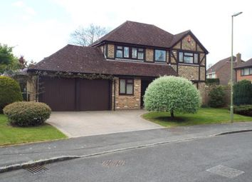 Thumbnail 4 bed detached house for sale in Marks Tey Road, Stubbington, Fareham