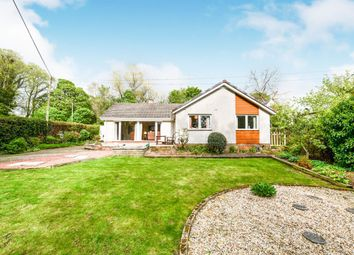 Thumbnail 4 bed detached bungalow for sale in Loudoun Street, Mauchline