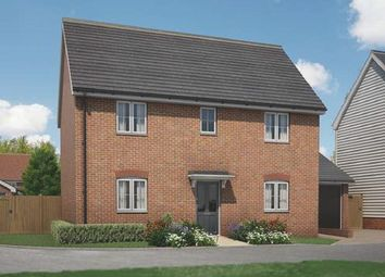 Thumbnail 3 bedroom detached house for sale in Heath Road, Coxheath, Maidstone, Kent