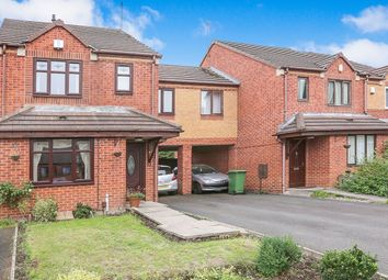 Thumbnail 3 bed semi-detached house for sale in Haydock Close, Wolverhampton