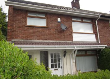 Thumbnail 3 bed property to rent in Slim Road, Huyton, Liverpool