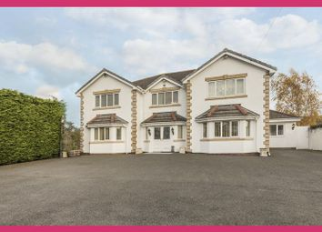 Thumbnail 6 bed detached house for sale in High Cross Road, Rogerstone, Newport