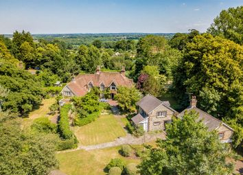 Thumbnail 7 bed detached house for sale in Castle Road, Chipstead, Coulsdon