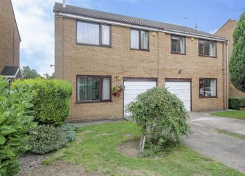 Thumbnail 3 bedroom semi-detached house for sale in Hartwood Drive, Stapleford, Nottingham