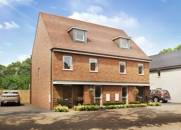 """Thumbnail 4 bedroom semi-detached house for sale in """"Urban H """" at London Road, Grays"""