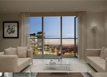 Thumbnail 3 bedroom flat to rent in Streamlight Tower, New Providence Square E14, Canary Wharf,