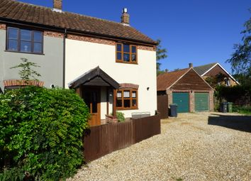 Thumbnail 2 bed end terrace house for sale in Skipping Block Row, Wymondham