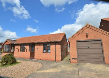 Thumbnail 3 bed detached bungalow for sale in Greengarth, Bottesford, Scunthorpe