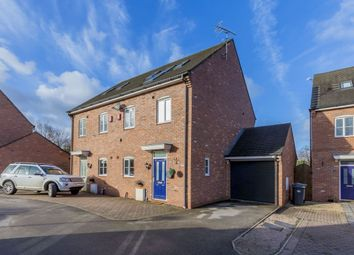 Thumbnail 4 bed semi-detached house for sale in John Ford Way, Arclid, Sandbach