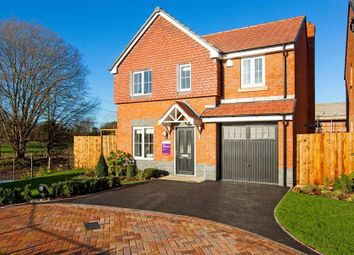 Thumbnail 4 bed detached house for sale in The Bradenham, Sutton Grange, Shrewsbury