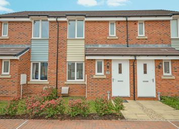 Thumbnail 2 bed terraced house for sale in Wayfarer Close, Weston-Super-Mare