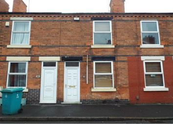 Thumbnail 2 bedroom terraced house to rent in Whittier Road, Nottingham