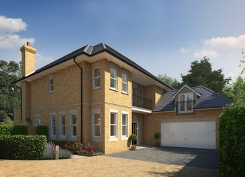 Thumbnail 5 bed detached house for sale in Plot 4, Staverton Place, Oldfield Road, Bickley