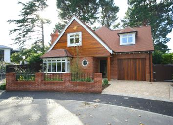Thumbnail 4 bed detached house for sale in Haig Avenue, Canford Cliffs, Poole