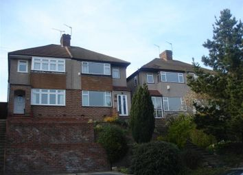 Thumbnail 3 bed semi-detached house to rent in Carlton Road, Erith, Kent