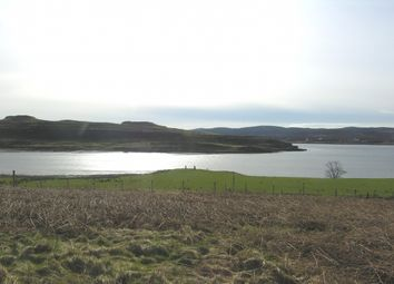 Thumbnail Land for sale in Kensaleyre, By Portree, Isle Of Skye