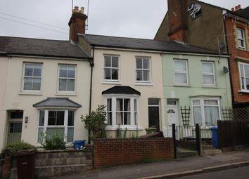 Thumbnail 2 bed terraced house for sale in Queens Road, Aldershot