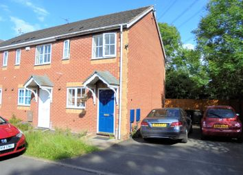 Thumbnail 2 bed end terrace house to rent in Ashurst Close, Coventry, West Midlands
