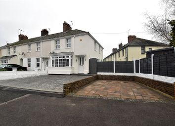 Thumbnail 3 bedroom end terrace house for sale in Beech Road, Tree Estate, Dartford