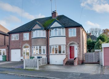 Thumbnail 3 bed semi-detached house for sale in Jubilee Avenue, Headless Cross, Redditch