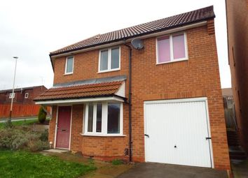 Thumbnail 3 bed terraced house for sale in Reeth Close, Beaumont Leys, Leicester, Leicestershire
