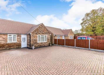 Thumbnail 2 bed bungalow for sale in Ravenstone Road, Coalville