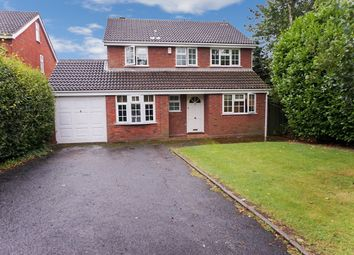 4 bed detached house for sale in Fox Hollies Road, Walmley, Sutton Coldfield B76