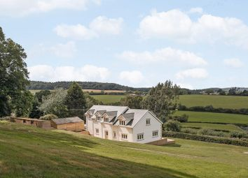 Thumbnail 5 bed detached house for sale in Lea Bailey, Ross-On-Wye