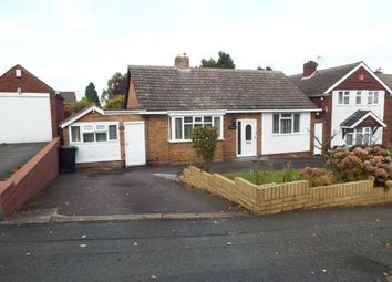 Thumbnail 2 bed bungalow for sale in Hornby Road, Goldthorn Hill, Wolverhampton, West Midlands