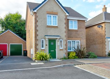 Thumbnail 4 bed detached house for sale in Heol Senni, Bettws, Newport