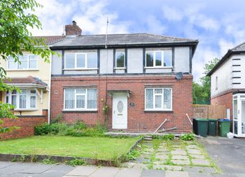Thumbnail 3 bed semi-detached house for sale in Clent Road, Oldbury