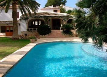 Thumbnail 4 bed villa for sale in 03730 Xàbia, Alicante, Spain
