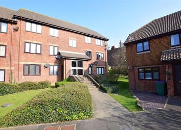 Thumbnail 2 bed flat for sale in Dover Road, Folkestone, Kent