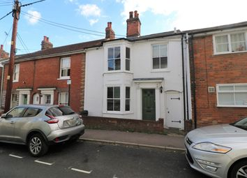 Thumbnail 2 bed end terrace house for sale in Queens Road, Wivenhoe, Colchester