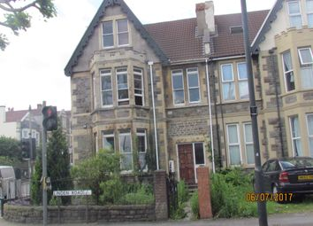Thumbnail 4 bed maisonette to rent in Linden Road, Westbury Park, Bristol